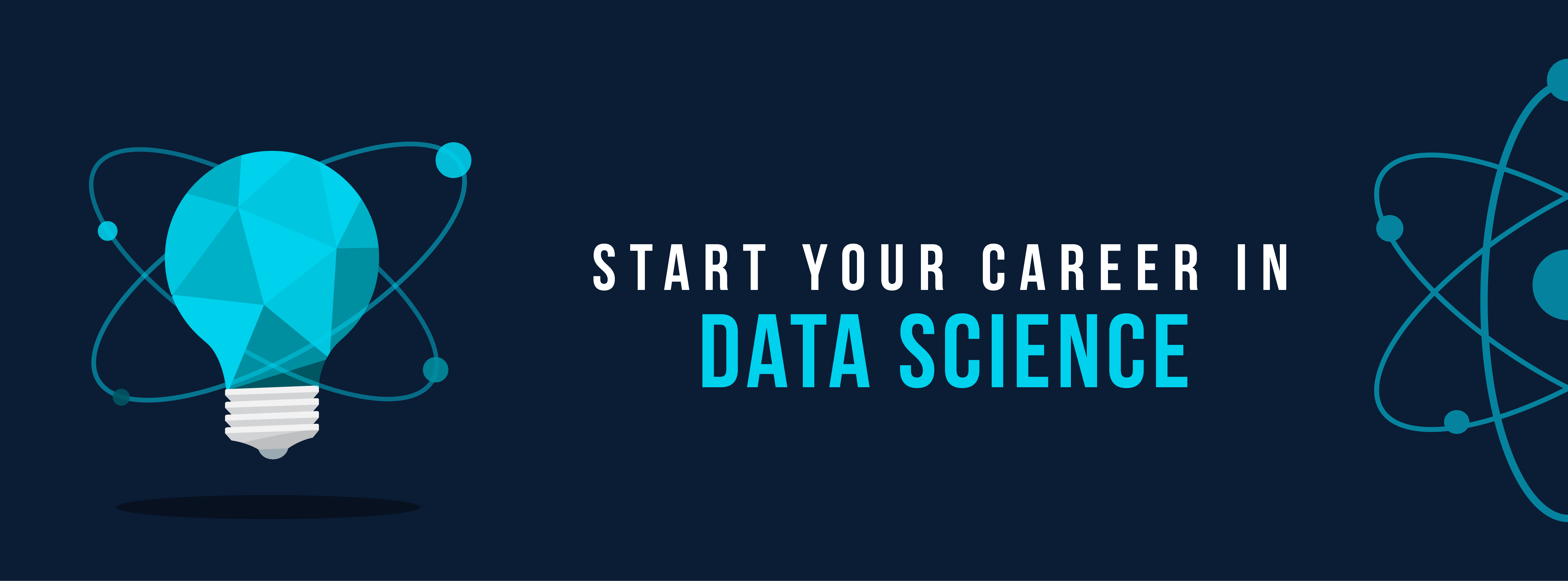 Start your career in data science